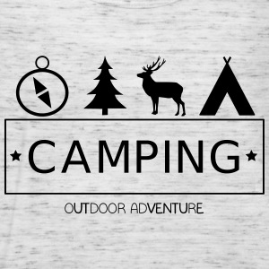 Outdoor Adventure Camp - Top da donna della marca Bella