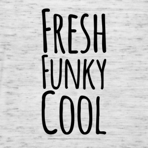 Fresh Funky Cool - Women's Tank Top by Bella
