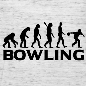 Evolution Bowling bowling bowling bt - Singlet for kvinner fra Bella