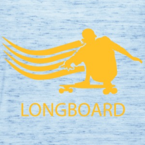 longboard - Women's Tank Top by Bella