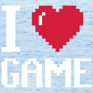 I Love GAME - Frauen Tank Top von Bella