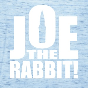 Joe The Rabbit! Logo - Women's Tank Top by Bella