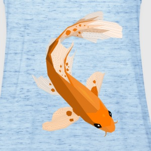 Geometric Koi - Women's Tank Top by Bella