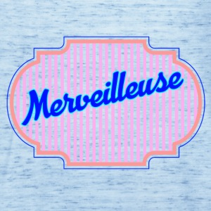 Merveilleuse - Women's Tank Top by Bella