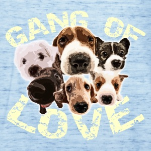 Gang of Love - Dame tanktop fra Bella