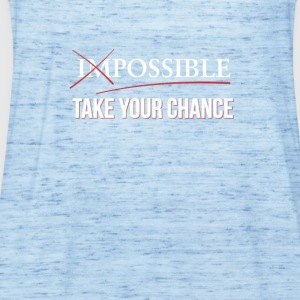 Impossible Possible - Use your chance - Women's Tank Top by Bella