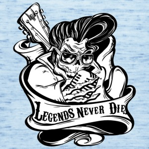 Legends Never Die - Tank top damski Bella