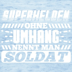 SUPERHELDEN SOLDAT - Frauen Tank Top von Bella