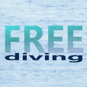 freediving - Women's Tank Top by Bella