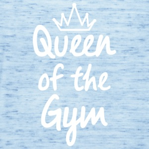 Queen of the Gym - Women's Tank Top by Bella