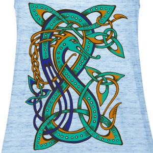 Celtic Dragon - Women's Tank Top by Bella