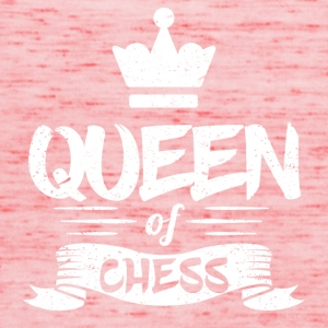 Queen of Chess - Dame tanktop fra Bella