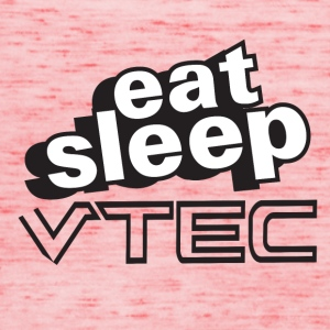 Eat Sleep VTec Design - Women's Tank Top by Bella