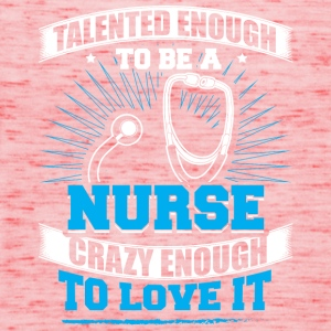 TALENTED nurse - Women's Tank Top by Bella
