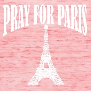 Pray for Paris - Frauen Tank Top von Bella
