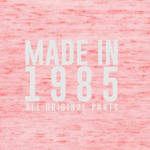 MADE IN 1985 - BIRTH YEAR - Women's Tank Top by Bella
