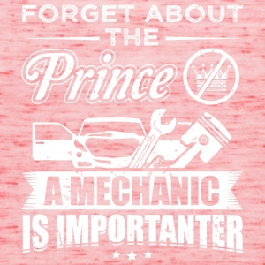 Mechanic FORGET PRINCE - Women's Tank Top by Bella
