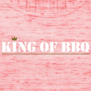 king of bbq - Women's Tank Top by Bella