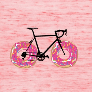 Donutbicycle - Top da donna della marca Bella