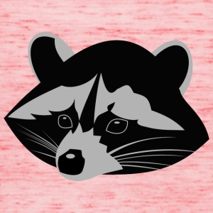Racoon - Women's Tank Top by Bella