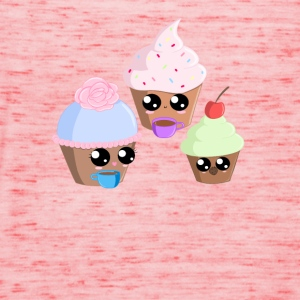 Cupcake Teaparty - Frauen Tank Top von Bella