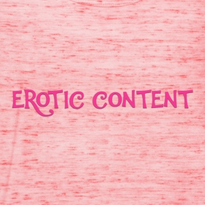 Erotic content - Women's Tank Top by Bella