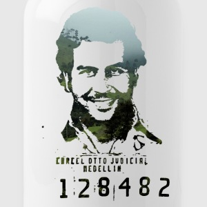 Pablo Escobar - Rainforest in Colombia - Water Bottle
