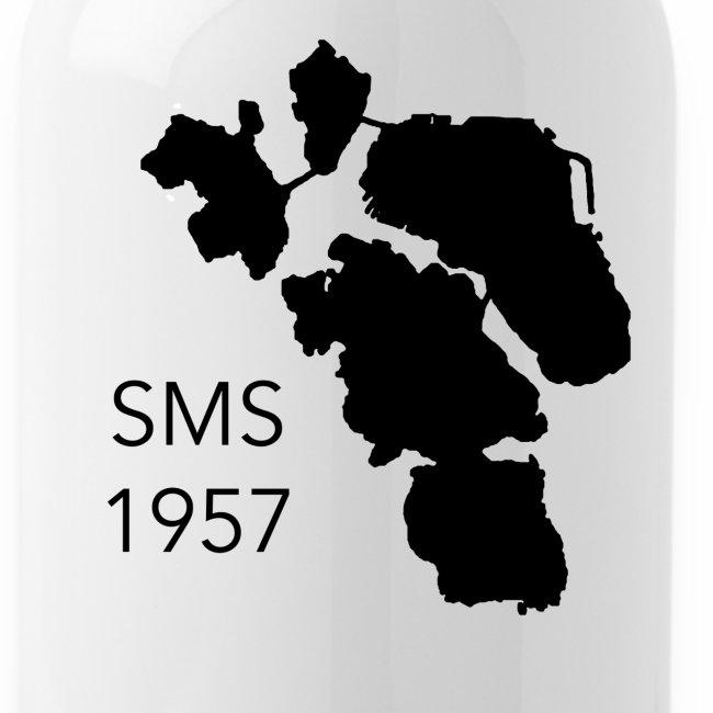 sms logo 60v musta