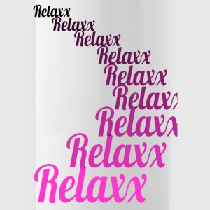 Relax pink - Water Bottle