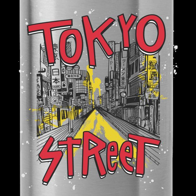 Travel To Tokyo 80s Retro Vintage