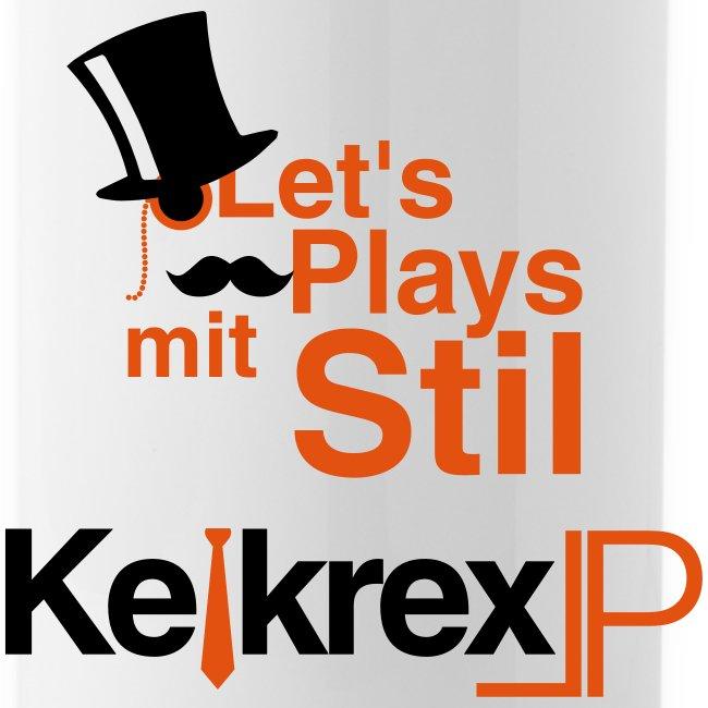KelkrexLP Let s Plays mit Stil schwarz