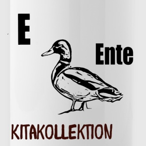 Ente Kita Collection black - Water Bottle
