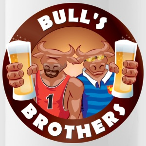 Bull's Brothers - Water Bottle