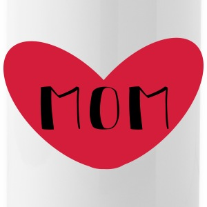 Mom - Mom - Mother - Mummy - Water Bottle