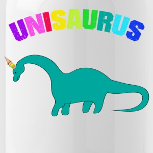 CUTE UNISAURUS ICE CREAM SHIRT - Drikkeflaske