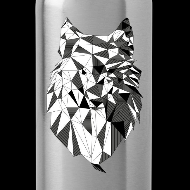 Polygoon wolf