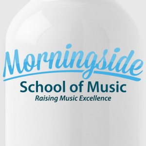 Morningside School of Music Logo - Water Bottle