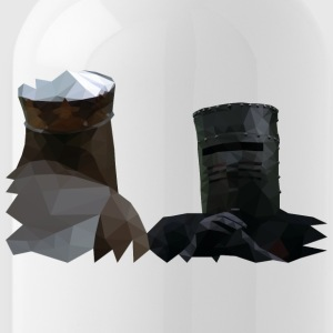 King Arthur and the Black Knight - Monty Python - Water Bottle