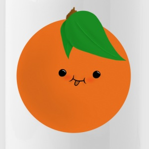 Cute Orange - Water Bottle