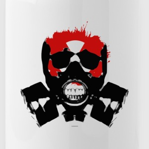 GAS MASK HORROR COLLECTION - Water Bottle