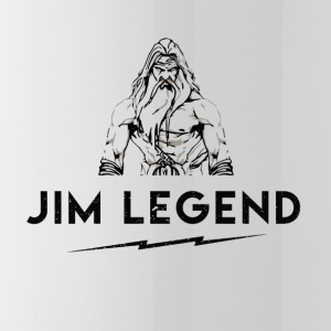 Jim Legend - Trinkflasche
