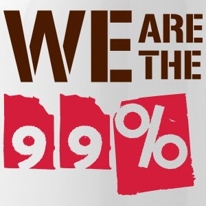 We are the 99 percent - Water Bottle