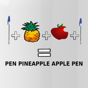 PIÑA APPLE PEN - Cantimplora
