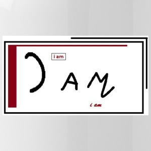 i_am - Drinkfles
