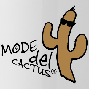 mode del cactus - marchio registrato - Borraccia