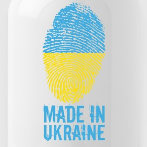 Made in Ukraine / Gemacht in Ukraine Україна - Trinkflasche