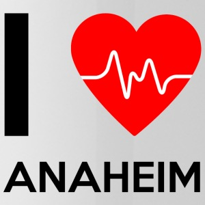 I Love Anaheim - I Love Anaheim - Water Bottle