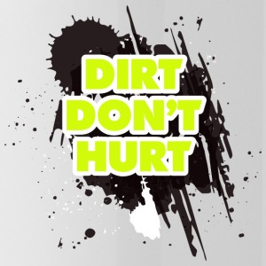 DIRT DO NOT HURT - MOTOCROSS - Water Bottle