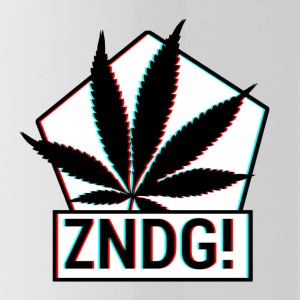 Ignition! ZNDG! cannabis blad - Drinkfles