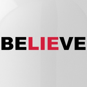 believe - Water Bottle